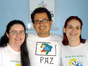 Escola Infantil que desenvolve Projetos Educacionais diferenciados